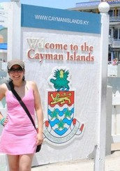 Welcome to the Cayman Islands