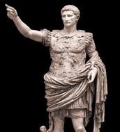 Ceaser Augustas Statue