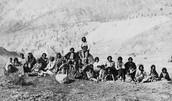 White-Native conflict