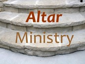 Altar Ministry