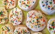 Sugar Cookies - 50¢ each