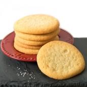 414250 -  Sugar Cookie Dough 1-20# 1.5Z - David's