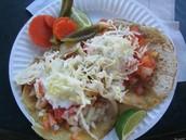 Southern California Fish Tacos