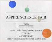 Science Fair: Opportunity