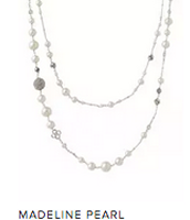 Madeleine PEARL necklace > $54 (NEW)