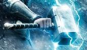 Mjolnir - the hammer