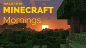 Minecraft Mornings