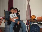 Mommy and Sammy