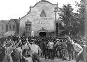 Homestead Steel Works Strike of 1892