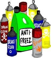 What constitutes hazardous materials?
