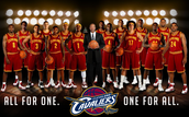 the cavs