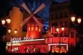 Moulin Rouge Show Paris