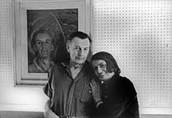 Ayn Rand & Frank O' Connor