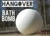 Hangover Bath Bomb