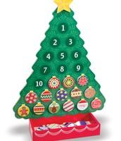Christmas decorations calendar - $100