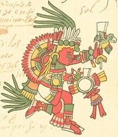 The Aztec Gods Were Very Powerful
