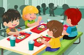 First Days of School Cafe Procedures