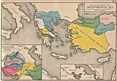 The Three Area's That Greece Excelled