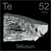 Tellurium!