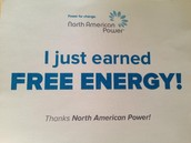 Earn Free Electricty & Natural Gas