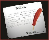 First Amendment: Freedom of Petition