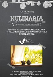 INDULGE IN GASTRONOMIC TREATS OF KULINARIA