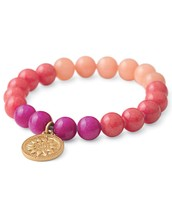 Foundation Bracelet--Pink
