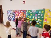 Thank you Notes for Principal Kamrath!