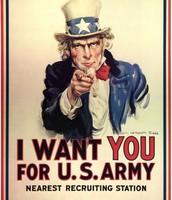 World War II Propaganda Poster