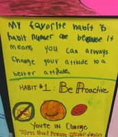 Students using their voice to inspire others