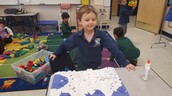 Creating the Iceberg in our Arctic Scenes