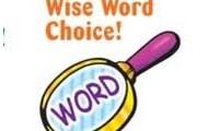 Word Choice!