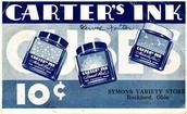 Carters Ink