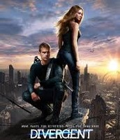 My favorite movie is Divergent.