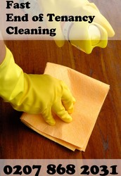 End Of Tenancy Cleaning London services can certainly help to get your down payment back