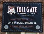 Reward        School        2014-2015!