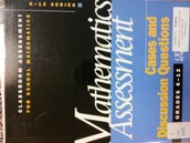 Math Assessment Handbook (Gr 6-8)