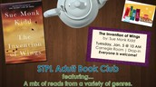 STPL Adult Book Club