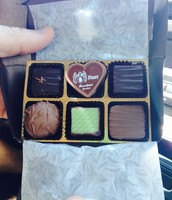 Chocolates from San Francisco