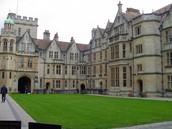 Inside Oxford University
