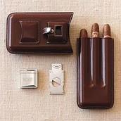Cigar and Cigar Cutter Gift Set
