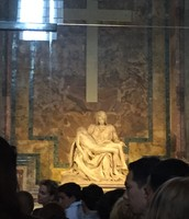 La Pieta en la Basilica de Saint Peter