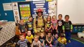 Fire Safety Week!