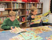 Which books are nonfiction?