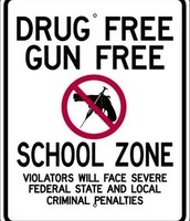 """Gun-Free School Zones Act"""