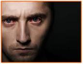 Les yeux injectés de sang