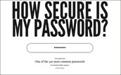 Do make sure you always change your password every 6 months