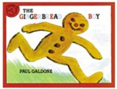 The Gingerbread Man by Paul Galdone