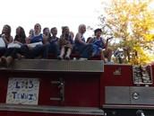 Logan County Homecoming Parade
