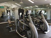 24-accessible state of the art fitness center!